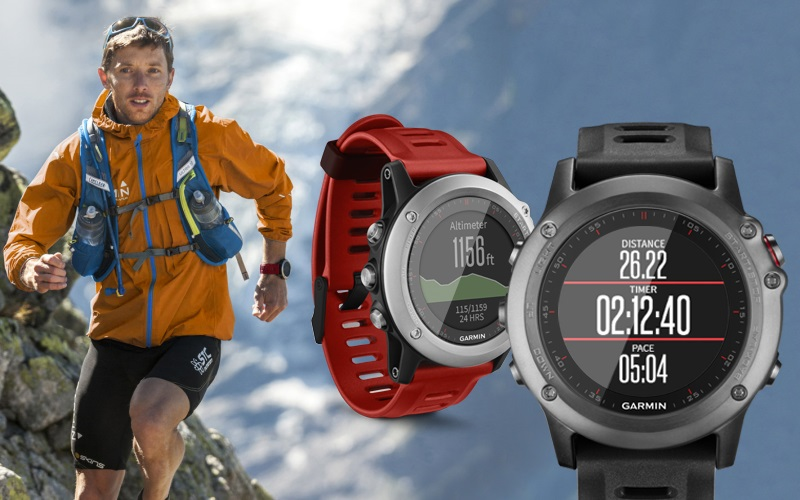 Умни часовници - fēnix® 3 и epix™, Garmin
