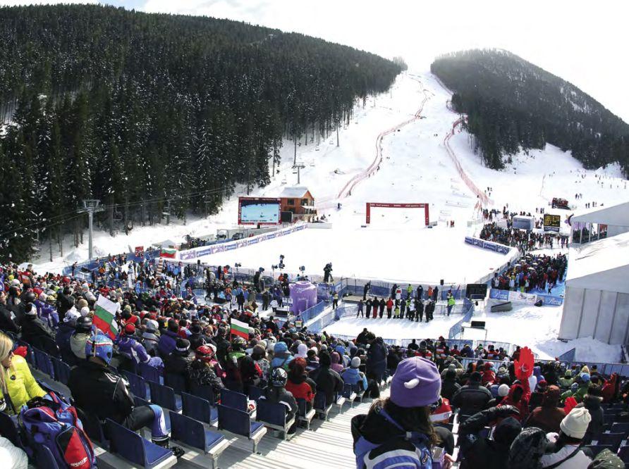 Световна купа по ски - Банско