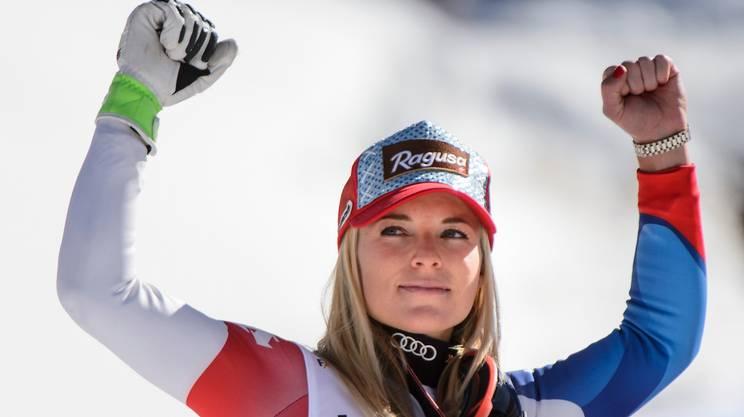 Световна купа по ски - Банско - Лара Гут