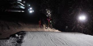 Winter Bike Duel