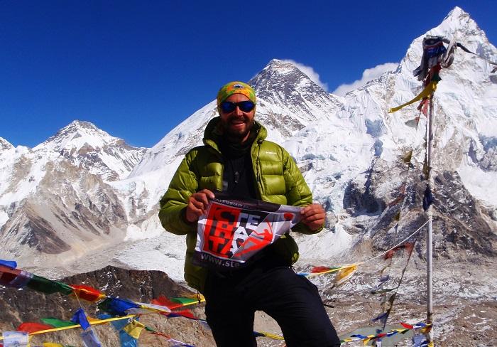 Вячеслав Стоянов, Непал