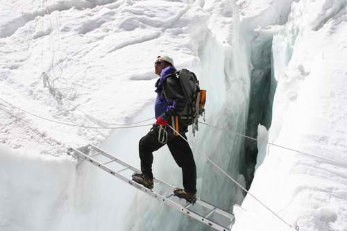 Рекордите на Еверест - Пем Дорджий