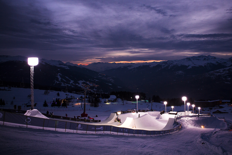 B&E Invitational 2015 - фрийстайл ски