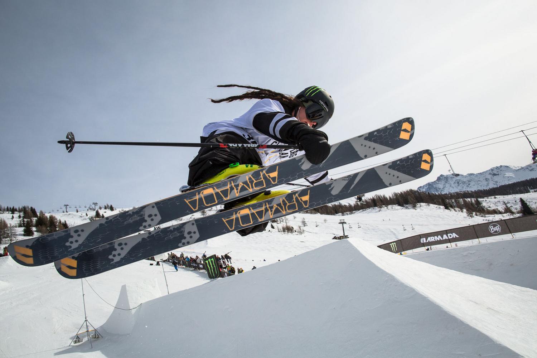 B&E Invitational 2015 - фрийстайл ски - Хенрик Харлот