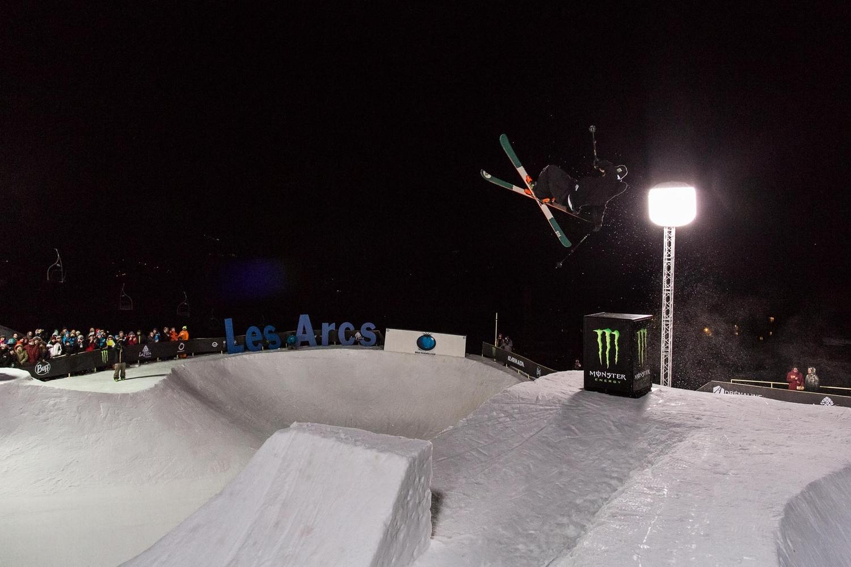 B&E Invitational 2015 - фрийстайл ски - Том Уолиш
