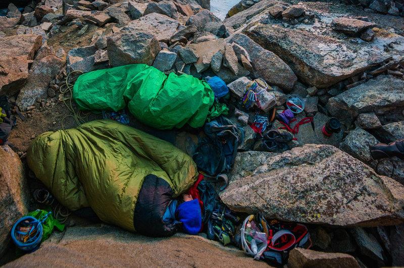 Екстремни места за къмпинг - Сиера Невада