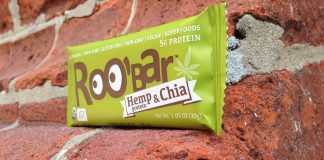 Hemp&Chia Roobar
