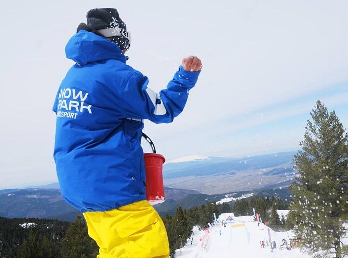 A-TEAM Winter Cup - Боровец. Снимка: Ева Мария Иво Иванова