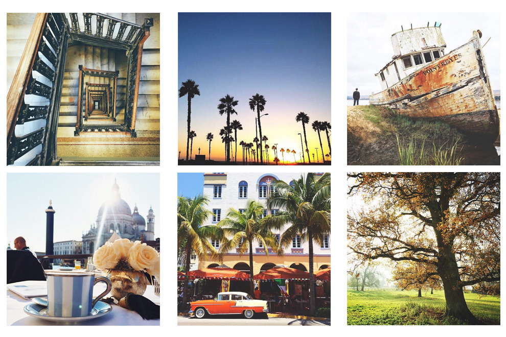 Instagram, пътуване 20
