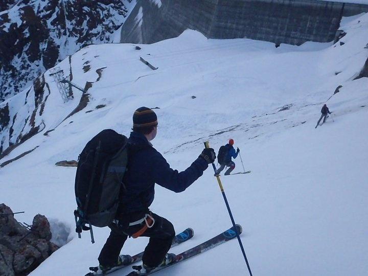 Ски като за последно - От Рут