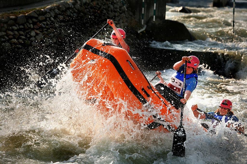 European Rafting Championships Slovakia 2014