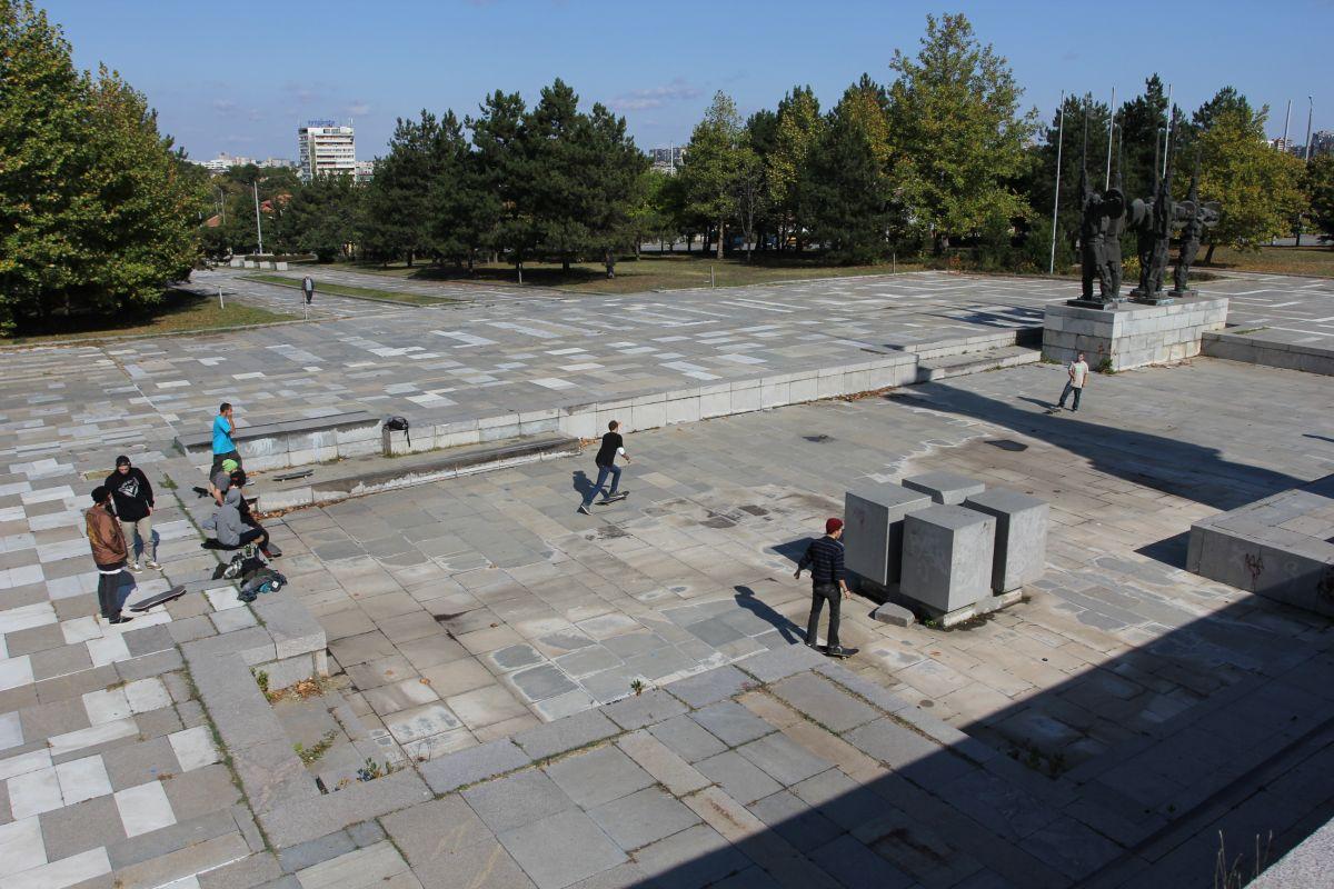 Скейт в България - Добрич