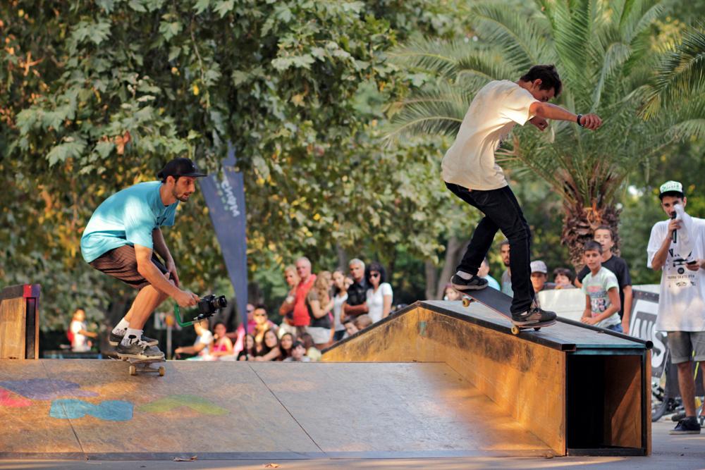 Скейт в България - Варна - Шаха
