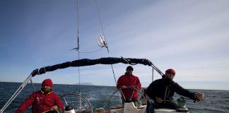"Ветроходен капитански курс в Егейско море на ""SP Kayak & Sailing"". Снимка: Николай Бозаков"