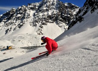 Ски като за последно - Портийо