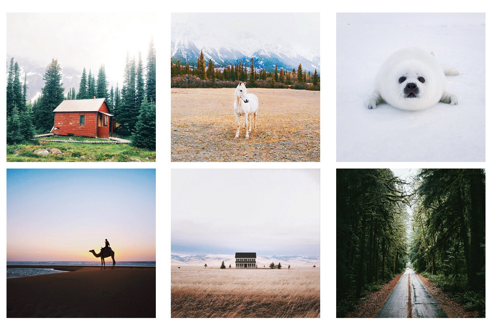 Instagram, пътуване 19