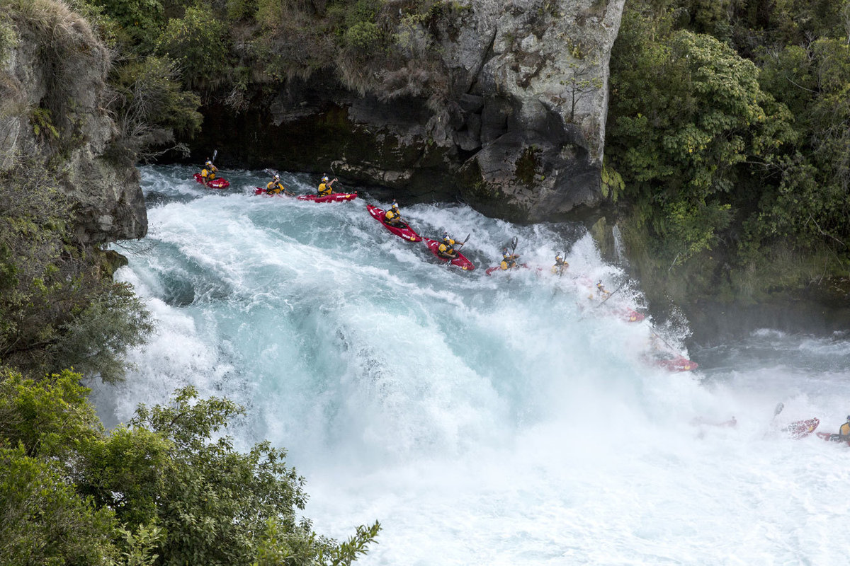 Диви реки - Бен Браун - Уайнуи, Нова Зеландия