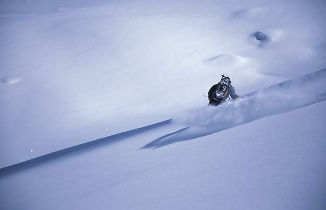 Ски като за последно - Ла Грав