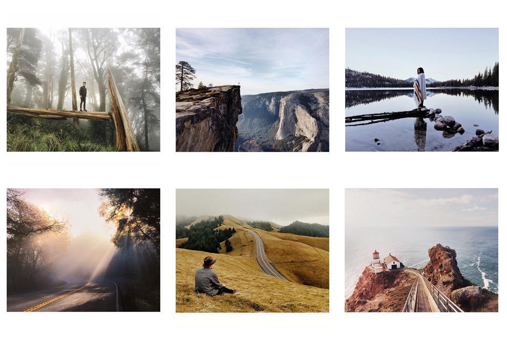 Instagram, пътуване 17