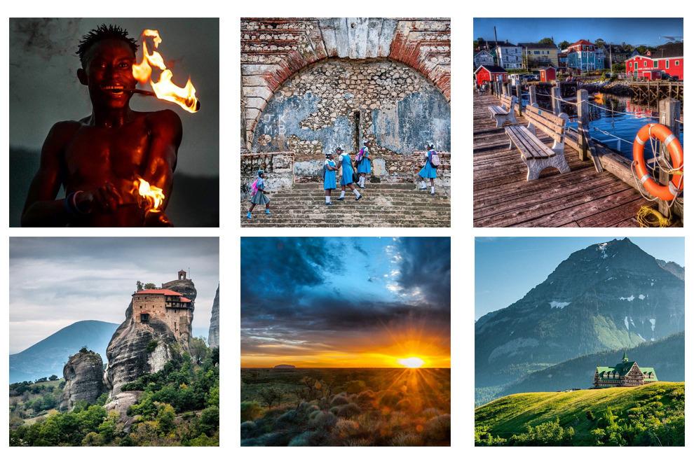 Instagram, пътуване 16