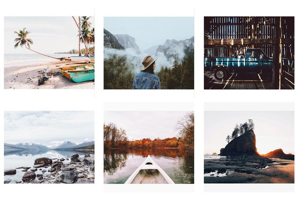 Instagram, пътуване 15