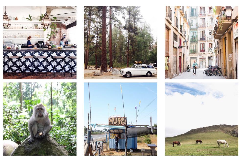 Instagram, пътуване 14