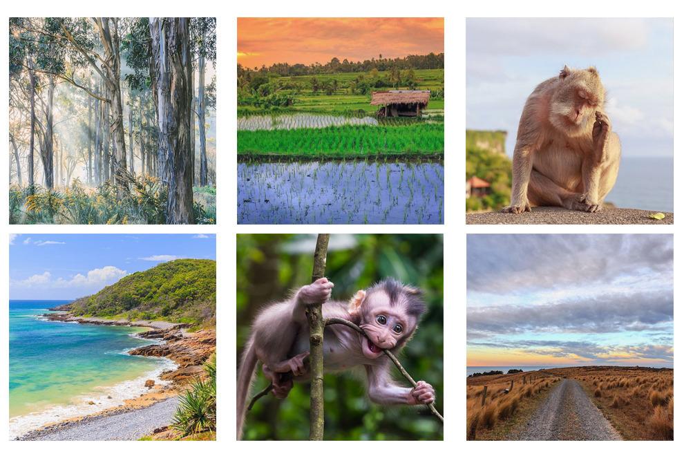 Instagram, пътуване 13