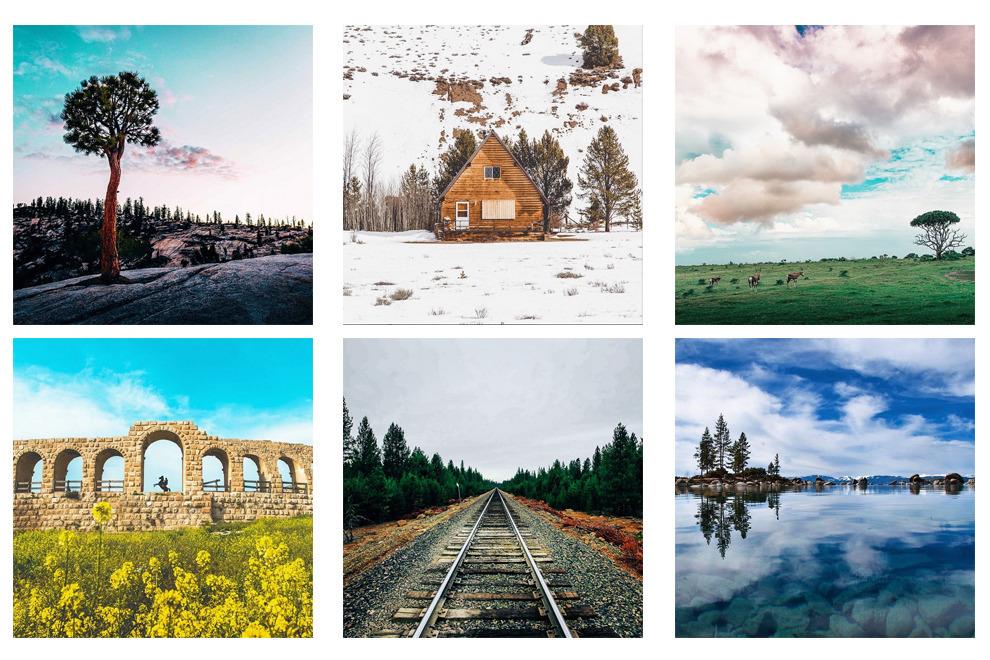 Instagram, пътуване 12
