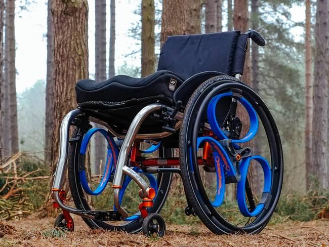 Loopwheel за инвалидна количка