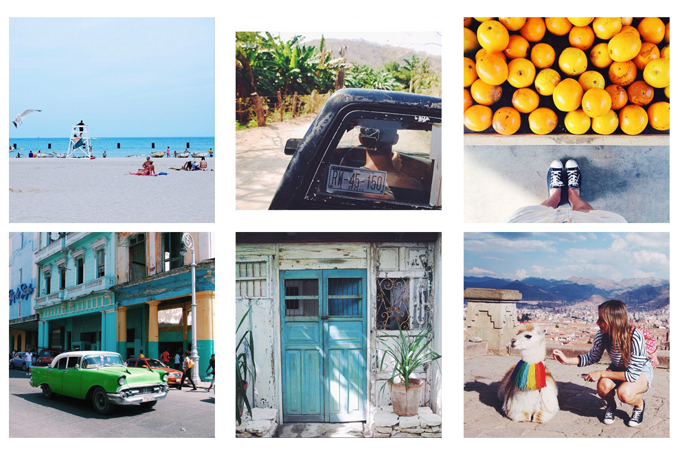 Instagram, пътуване 11