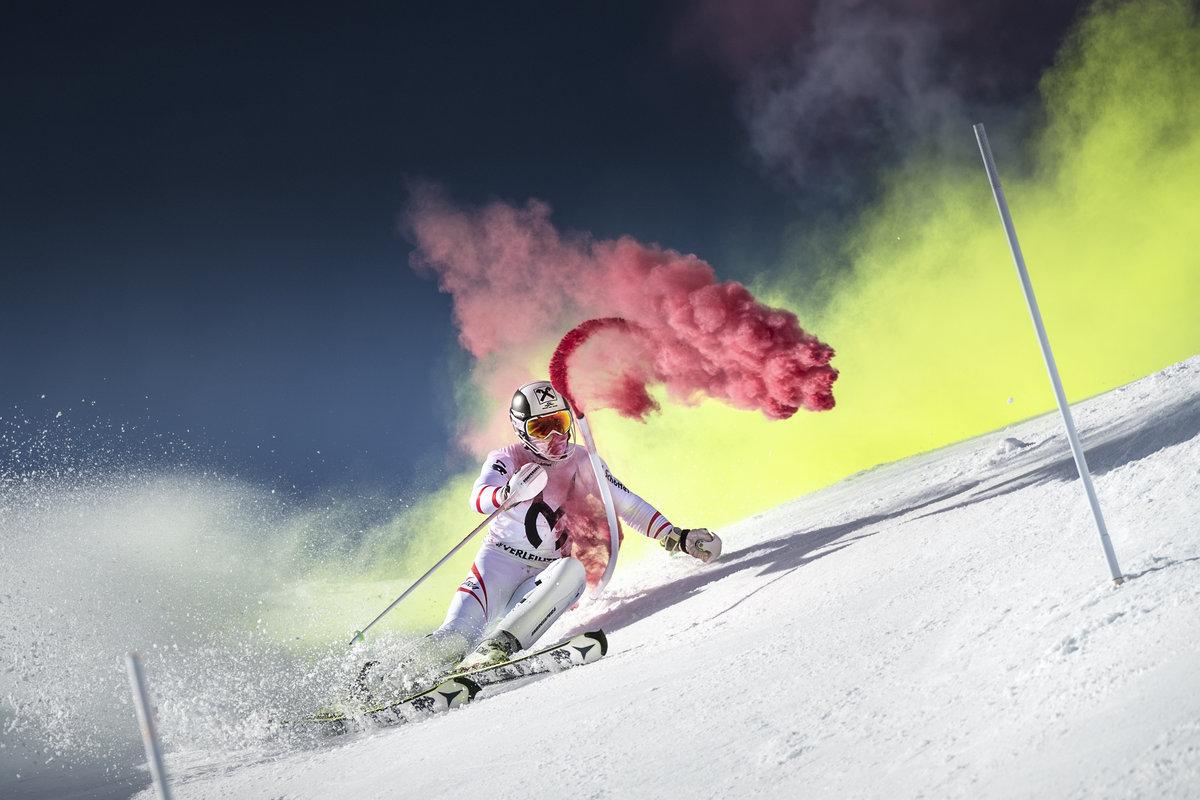 Фестивал на цветовете - Марсел Хиршер