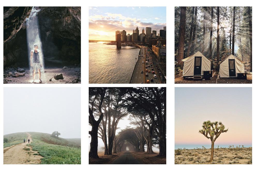 Instagram, пътуване 10