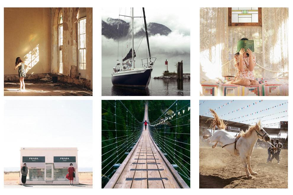 Instagram, пътуване 9