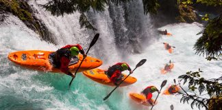 Най-дивите реки според най-добрите каякари
