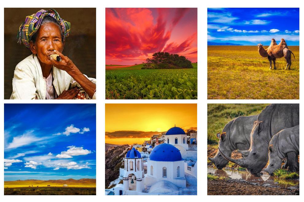 Instagram, пътуване 3