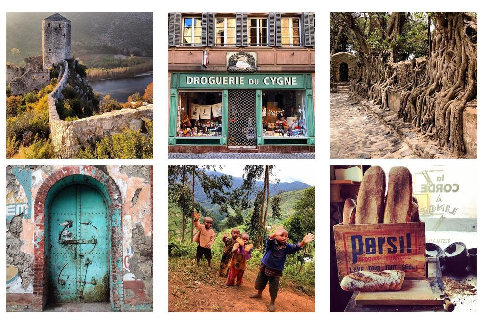 Instagram, пътуване 1