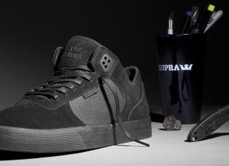 Нова обувка на SUPRA - Ellington Vulc