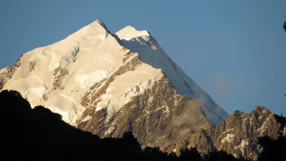"""""""Нова Зеландия - Земята на дългия бял облак"""""""