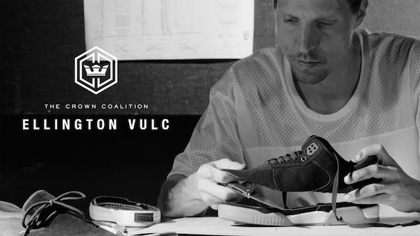 Нова обувка на SUPRA - Ellington Vulc - Ерик Елингтън