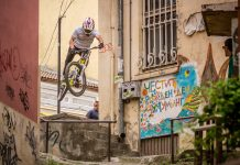 Блейк Самсон. Фотограф: Георги Даскалов, BikePorn