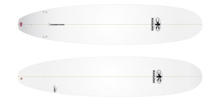 Kazuma Longboard Surf Custom MLB 8'0''