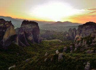 Преходи в Гърция - Метеора