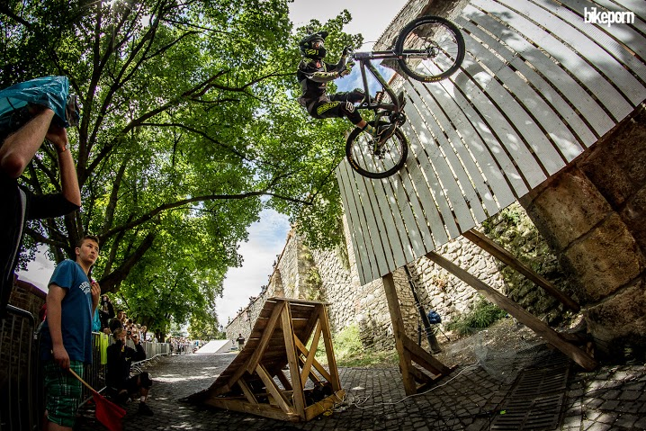 Bratislava City Downhill 2015. Снимка: Георги Даскалов