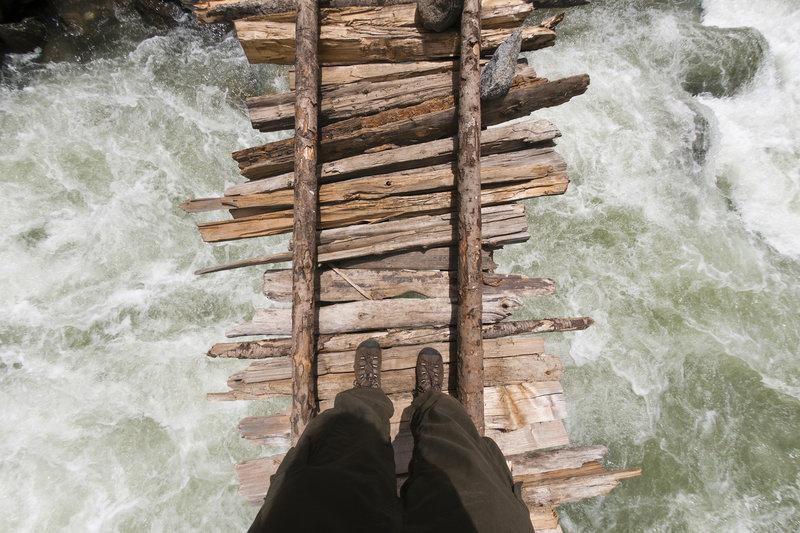 Екстремни мостове