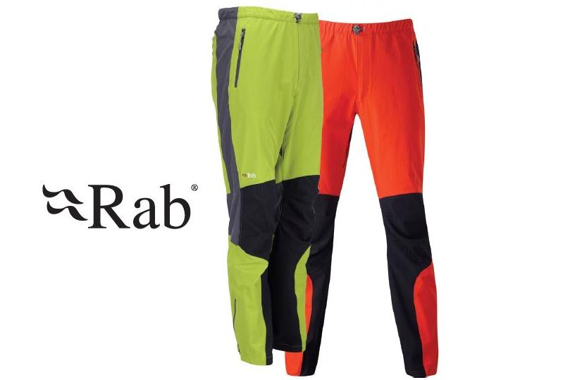 Софтшел панталон Rab Torque