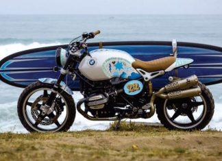 Сърф за мотористи или мотор за сърфисти - BMW