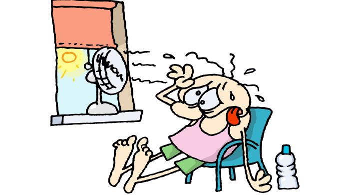5 идеи за оцеляването в градска жега