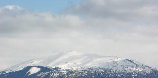 Преходи по върховете - Хекла