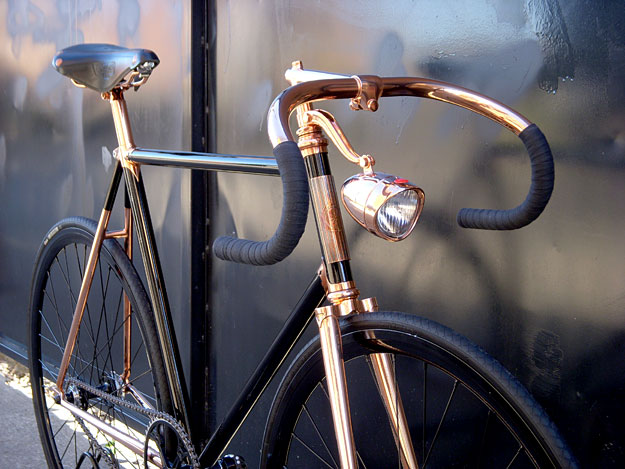 Fixed gear bike