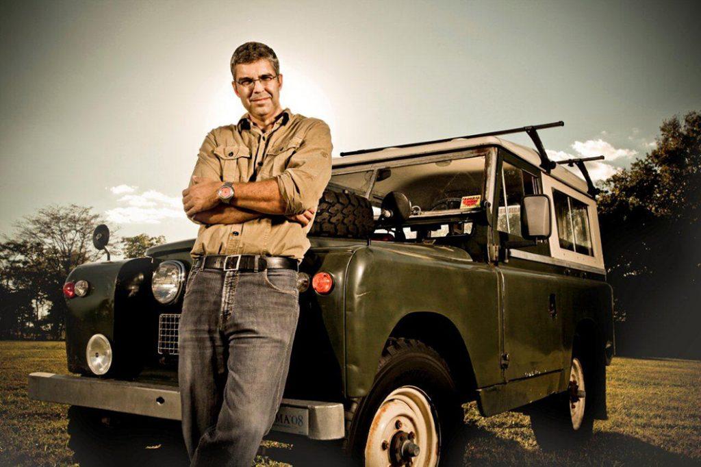 Крис Бегли: да откриеш градове сред джунглата